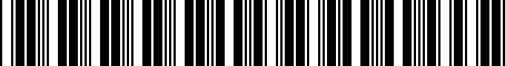 Barcode for 000061166B