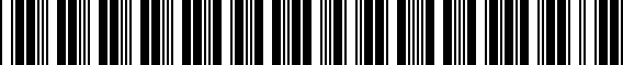 Barcode for 000096315JDSP