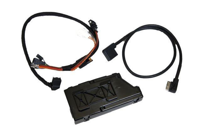 Diagram Media Digital Interface (MDI) Retrofit Kit (5N0057342B) for your Volkswagen Golf