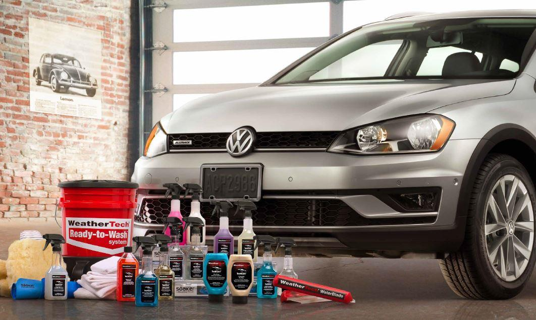 Diagram WeatherTech® TechCare® Launch Package for your Volkswagen Passat