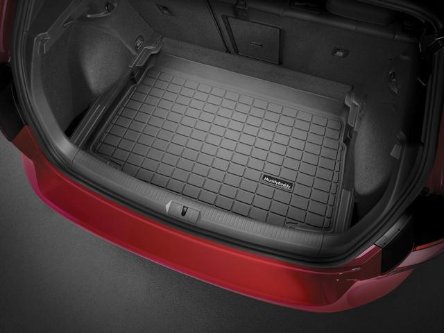Diagram MuddyBuddy™ - Trunk Liner - Black (5G0061161A) for your Volkswagen Golf