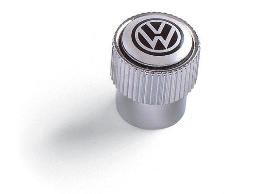 Diagram Valve Stem Caps - Black on Silver (ZVW355005A) for your Volkswagen R32